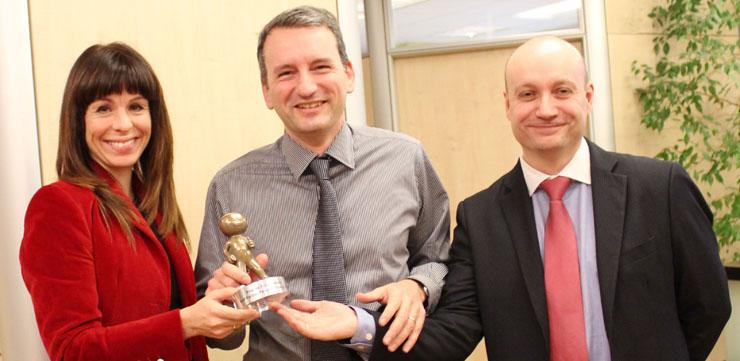 Cetelem España, premio BNP Paribas PF a la innovación