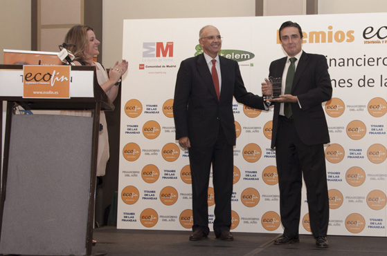 Cetelem recibe el premio Titanes de las Finanzas por el crédito Cetelem 4 clicks