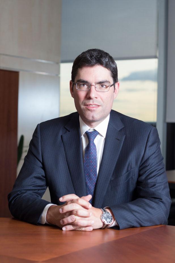 Franck Vignard - Consejero Delegado y Director General de BNP Paribas Personal Finance en España