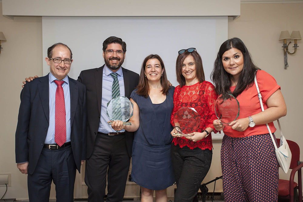 Cetelem España (Banco Cetelem S.A.U), premiada por sus prácticas en gestión del talento
